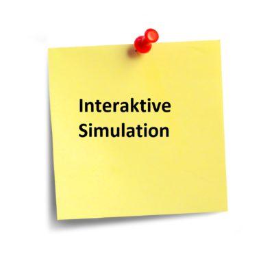 Bei KMP 1 lernen Sie Kanban mithilfe einer interaktiven Simulation kennen